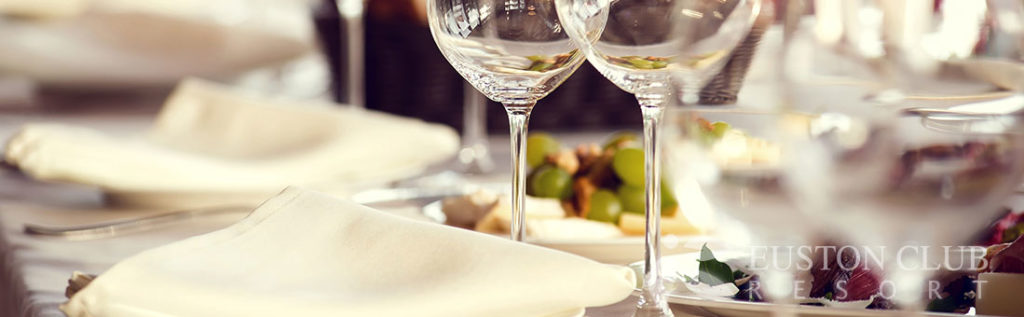 Euston Club Functions and Conferences