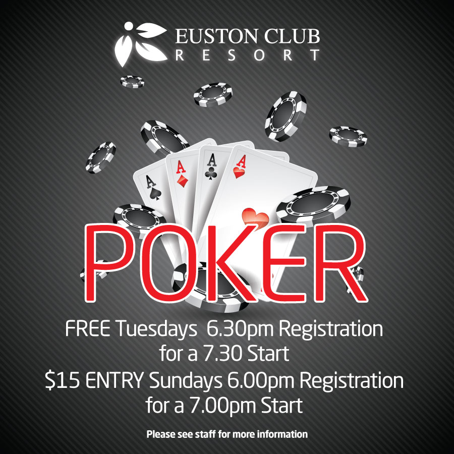 Euston Club Poker Euston Robinvale