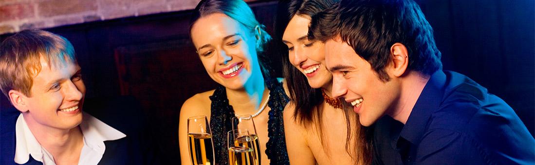Euston Club Resort Bars