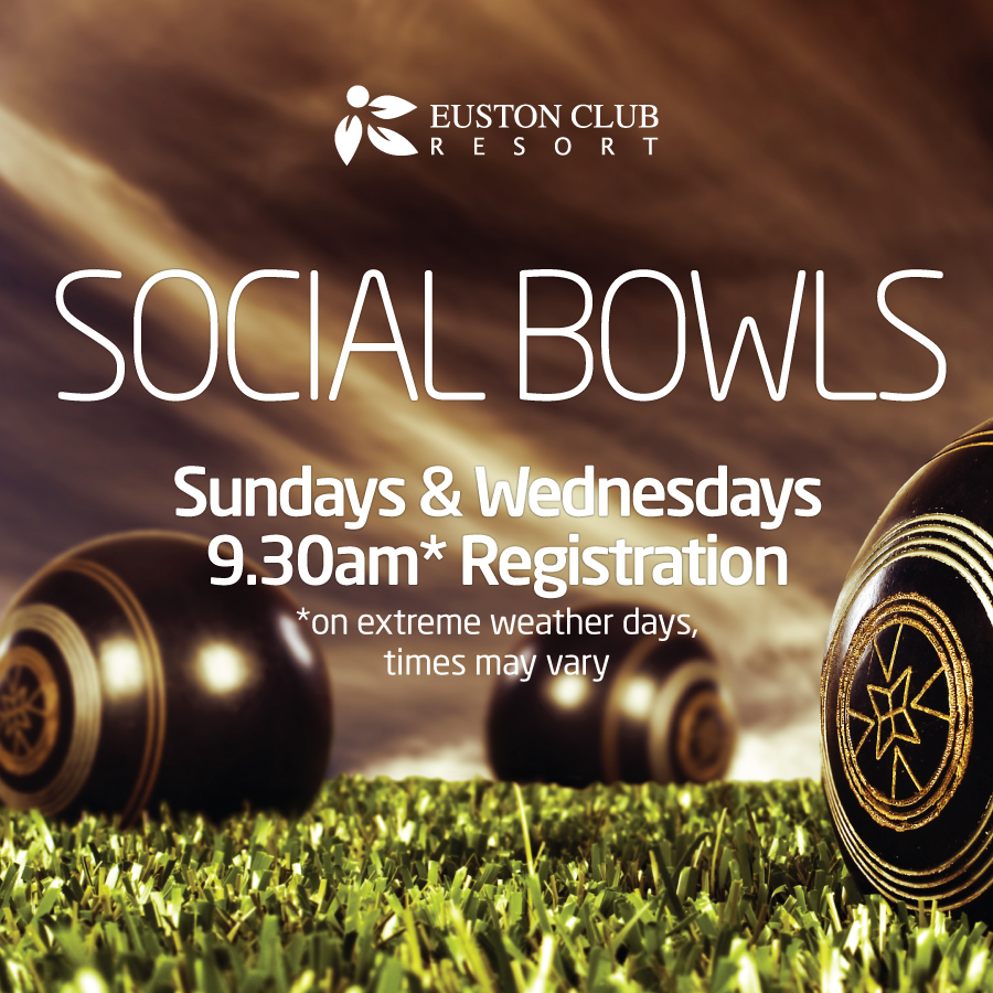 Euston Bowling Club Bowls Winter