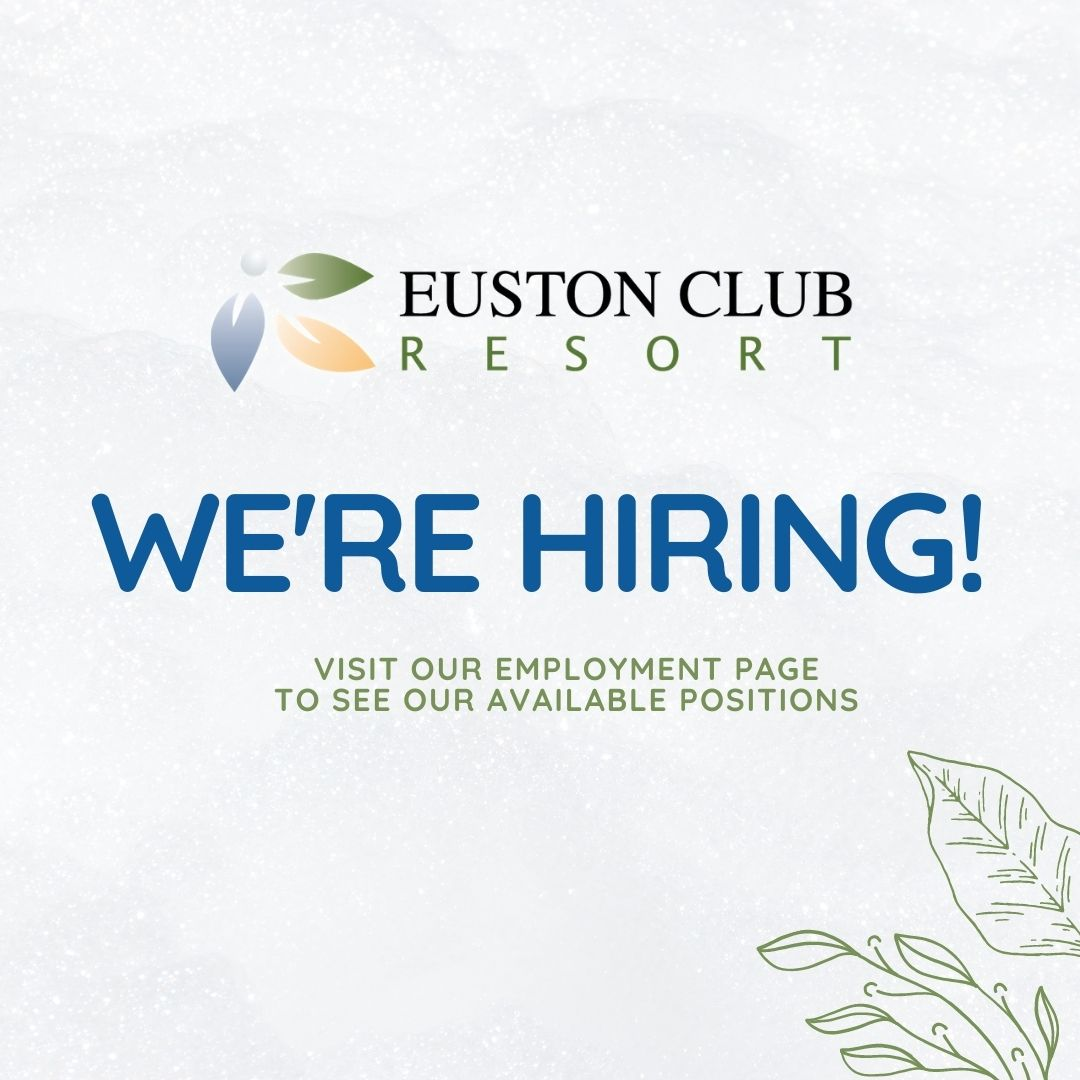 Euston Club Employment Opportunities