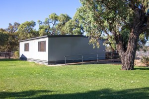 Euston Club Resort Cabin 10 external