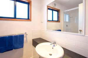 Euston Club Resort Cabin 12 bathroom