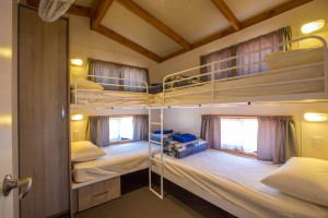 Euston Club Resort Cabin 12 bunks