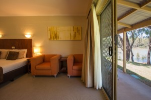 Euston Club Motel Room 21 Executive