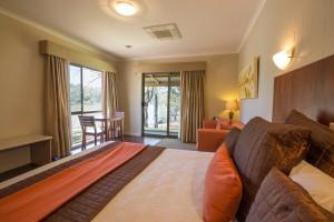 Euston Club Motel Room 22 Executive
